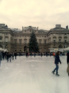 patinoire Somerset House