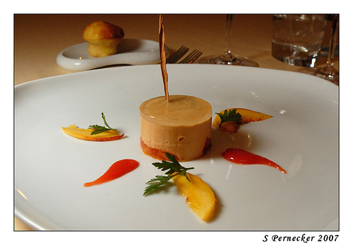 Foie gras photo S. Pernecker 2007