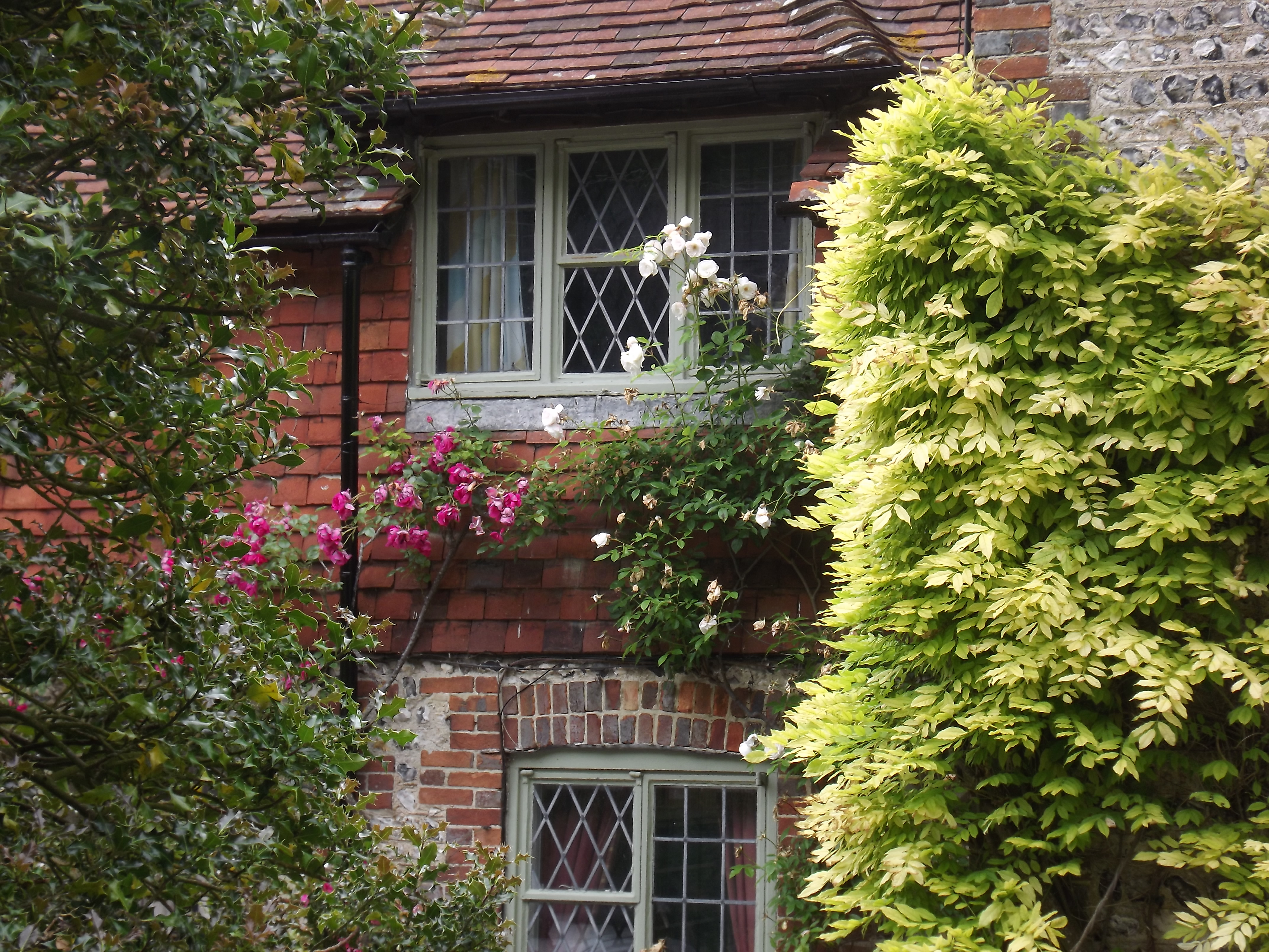 Seven sisters une randonn e d coiffante from the for Photos cottages anglais