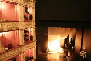 Duke of York Theatre - 2ème acte Judas Kiss