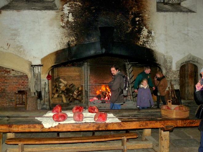 cuisines Tudor