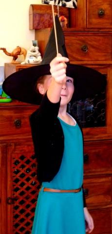 Fille aîné en Pr McGonagall