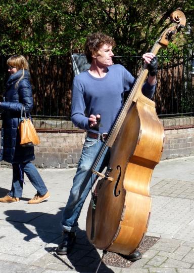 musicien Notting Hill