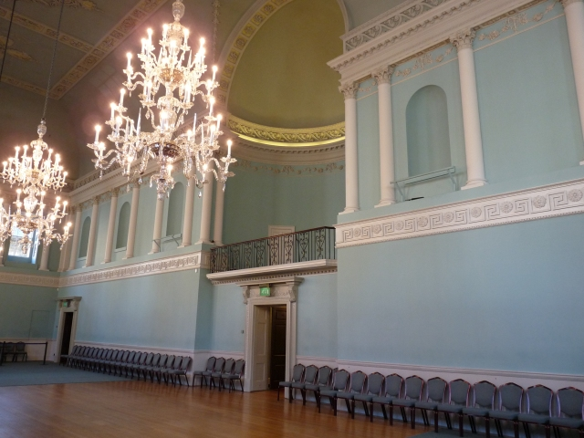 Assembly rooms