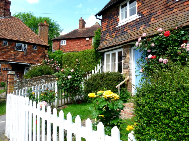 Kent village cottage