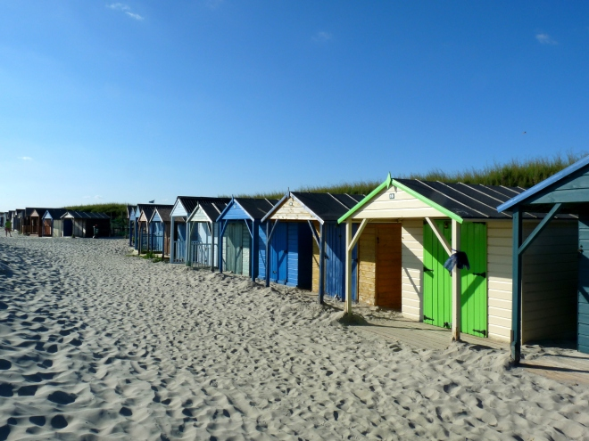 cabanes West Wittering