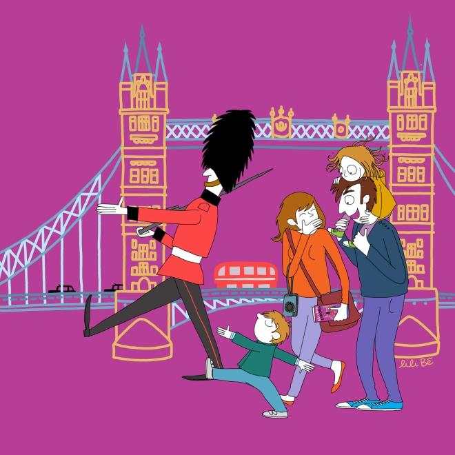 Couv guide Londres Lili Bé